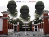 Perpignan : l'hommage discret aux trois soldats français tués en Libye