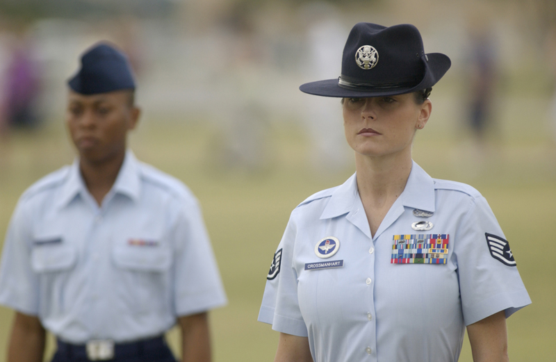 USAF_female_Drill_Instructor
