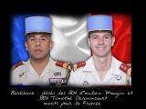Barkane ,2 soldats français tués au combat