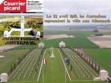 Le 25 avril 1918, les Australiens reprenaient la ville aux Allemands